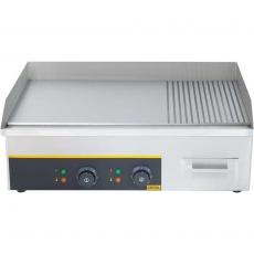 Płyta grillowa elektryczna<br />model: 745120<br />producent: Stalgast