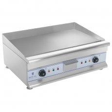 Płyta grillowa elektryczna 60 cm<br />model: 10010061<br />producent: Royal Catering