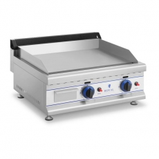 Płyta grillowa gazowa podwójna<br />model: 10010101<br />producent: Royal Catering