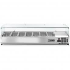 Nadstawa chłodnicza 7 GN 1/3<br />model: 232989<br />producent: Hendi