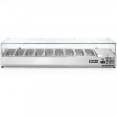 Nadstawa chłodnicza 9 GN 1/3<br />model: 232996<br />producent: Hendi