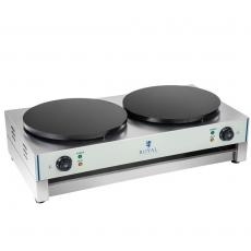 Naleśnikarka elektryczna RCEC-6000-E<br />model: 10010253<br />producent: Royal Catering
