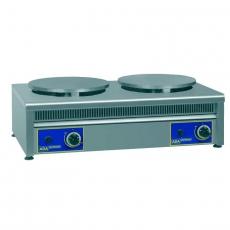 Naleśnikarka gazowa podwójna<br />model: ADA-NG 2x35<br />producent: Ada-Gastrogaz