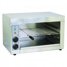 Opiekacz elektryczny - toster, salamander 3250W<br />model: 10010077<br />producent: Royal Catering