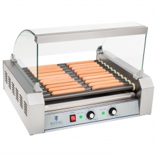 Grill rolkowy Royal Catering RCHG-11T<br />model: 10010472<br />producent: Royal Catering