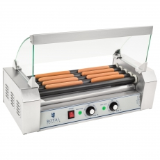 Grill rolkowy Royal Catering RCHG-5T<br />model: 10010469<br />producent: Royal Catering