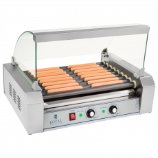 Grill rolkowy Royal Catering RCHG-9T<br />model: 10010471<br />producent: Royal Catering
