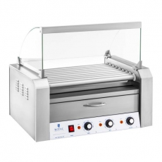 Grill rolkowy Royal Catering RCHG-9WO<br />model: 10010468<br />producent: Royal Catering