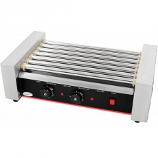 Podgrzewacz 7 rolkowy do parówek Hot Dog<br />model: 110130001<br />producent: Soda Pluss