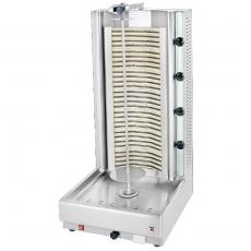 Gyros (kebab) elektryczny DE-4A<br />model: 00000331<br />producent: Redfox