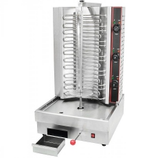 Kebab (gyros) elektryczny<br />model: 500010015<br />producent: Soda Pluss
