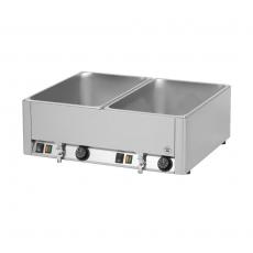 Bemar elektryczny stołowy 2-komorowy z kranem spustowym BMV-2115<br />model: 00000282<br />producent: Redfox