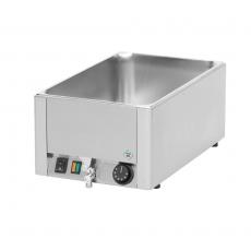 Bemar elektryczny stołowy z kranem spustowym BMV-1115<br />model: 00000281<br />producent: Redfox