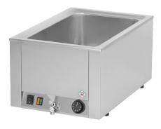 Bemar elektryczny stołowy z kranem spustowym BMV-1120<br />model: 00000284<br />producent: Redfox