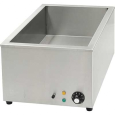 Bemar elektryczny stołowy<br />model: 741152<br />producent: Stalgast