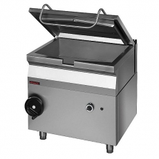 Patelnia gastronomiczna gazowa - poj. 50l | KROMET 700.PTG-03<br />model: 700.PTG-03/W<br />producent: Kromet