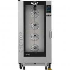Piec konwekcyjno-parowy gazowy ChefTop 20 GN 1/1 PLUS<br />model: 9002062<br />producent: Unox