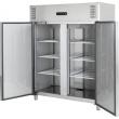 Szafa chłodnicza nierdzewna 2-drzwiowa GN 2/1 840130