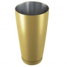 Shaker bostoński obciążony stalowy<br />model: T-TB04CH<br />producent: Tom-Gast