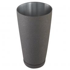 Shaker bostoński obciążony stalowy<br />model: T-TB04ST<br />producent: Tom-Gast