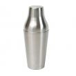 Shaker paryski PREMIUM stalowy - BPR-03S