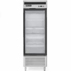 Szafa chłodnicza Kitchen Line przeszklona<br />model: 233160<br />producent: Hendi