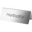 Tabliczka informacyjna HERBATA 486022