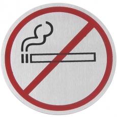 Tabliczka informacyjna samoprzylepna - zakaz palenia<br />model: 663790<br />producent: Hendi