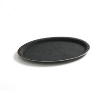 Taca do kelnerska poliestrowa owalna<br />model: 508732<br />producent: Hendi