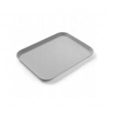Taca z polipropylenu szara<br />model: 878804<br />producent: Hendi