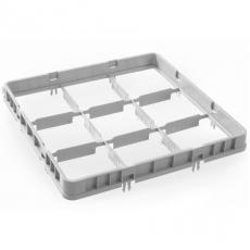 Nadstawka do kosza 9 elementów<br />model: 877630<br />producent: AmerBox