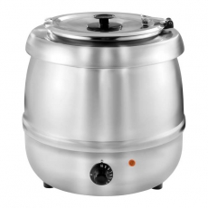 Kociołek do zup 10 l RCST-10400<br />model: 10010566<br />producent: Royal Catering
