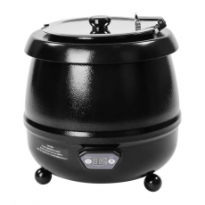 Kociołek do zup 10 l RCST-9400D<br />model: 10010320<br />producent: Royal Catering