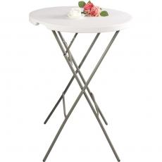Stół cateringowy barowy składany<br />model: 950141<br />producent: Stalgast