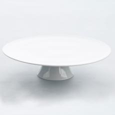 Patera na ciasto porcelanowa APULIA<br />model: 394403<br />producent: Karolina