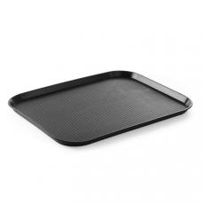 Taca z polipropylenu czarna<br />model: 878859<br />producent: Hendi