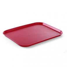 Taca z polipropylenu czerwona<br />model: 878811<br />producent: Hendi