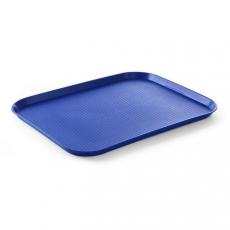 Taca z polipropylenu niebieska<br />model: 878927<br />producent: Hendi