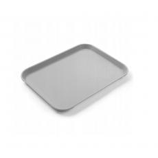 Taca z polipropylenu szara<br />model: 878903<br />producent: Hendi