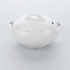 Waza do zupy porcelanowa APULIA<br />model: 395915/W<br />producent: Stalgast