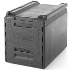 Pojemnik termoizolacyjny cateringowy<br />model: 707661<br />producent: Hendi