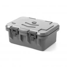 Termos na żywność z pokrywą AmerBox - GN1/1 15 cm<br />model: 877845<br />producent: AmerBox