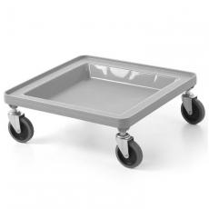 Wózek do transportu koszy do zmywarek<br />model: 877807/W<br />producent: AmerBox