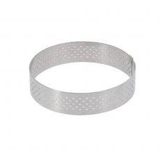 Rant perforowany do ciasta - okrągły 8.5 cm<br />model: D-3099-00<br />producent: de Buyer