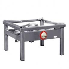 Taboret gastronomiczny gazowy 1-palnikowy | EGAZ TGO-105.I<br />model: TGO-105.I<br />producent: Egaz