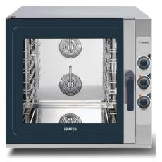 Piec konwekcyjno-parowy elektryczny manualny<br />model: 223772<br />producent: Grafen