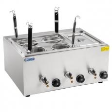 Urządzenie do gotowania makaronu, makaroniarka RCNK-4-GN<br />model: 10010234/W<br />producent: Royal Catering