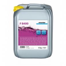 Płyn uniwersalny do mycia sztućców i naczyń Winterhalter F8400 12 kg<br />model: F8400/12kg-W<br />producent: Winterhalter