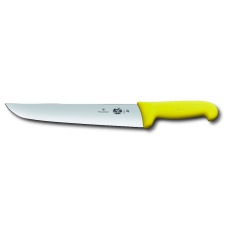 Nóż masarski z uchwytem FIBROX<br />model: VI-5-5208-26<br />producent: Victorinox