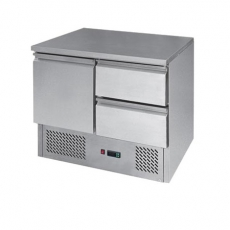 Stół chłodniczy z szufladami z agregatem na dole SCH-12<br />model: 00011082<br />producent: Redfox